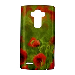 Poppy II - wonderful summer feelings LG G4 Hardshell Case