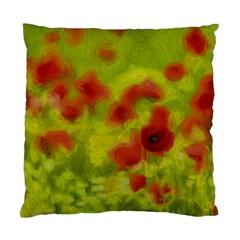 Poppy III Standard Cushion Case (One Side)