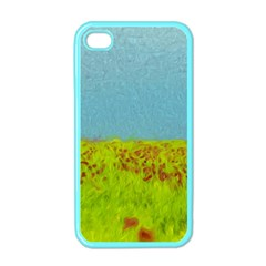 Poppy IV Apple iPhone 4 Case (Color)