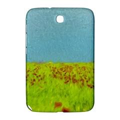 Poppy IV Samsung Galaxy Note 8.0 N5100 Hardshell Case