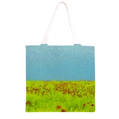 Poppy IV Grocery Light Tote Bag