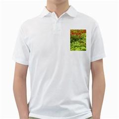 Poppy V Golf Shirts