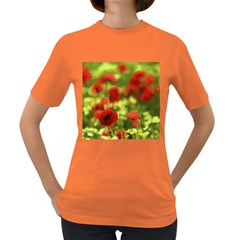 Poppy VI Women s Dark T-Shirt