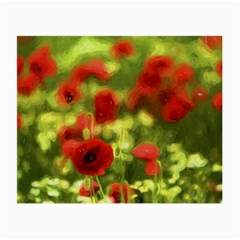 Poppy VI Small Glasses Cloth