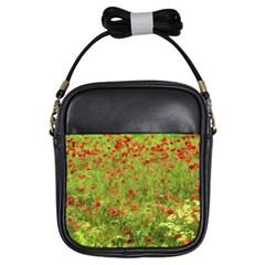 Poppy VII Girls Sling Bags
