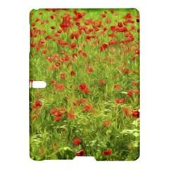 Poppy VII Samsung Galaxy Tab S (10.5 ) Hardshell Case