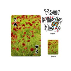 Poppy VIII Playing Cards 54 (Mini)