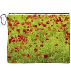 Poppy VIII Canvas Cosmetic Bag (XXXL)