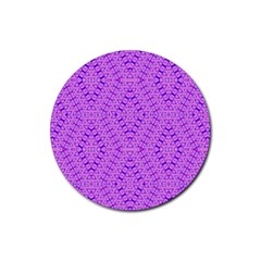 TOTAL CONTROL Rubber Coaster (Round)