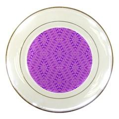 TOTAL CONTROL Porcelain Plates