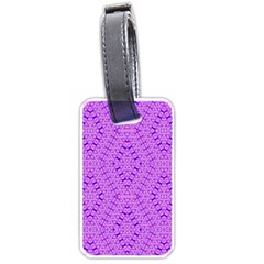 TOTAL CONTROL Luggage Tags (One Side)