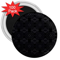 POWDER MAGIC 3  Magnets (100 pack)