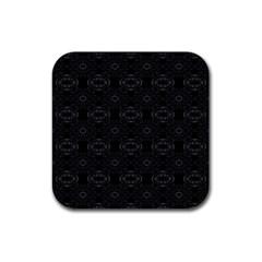 Powder Magic Rubber Coaster (square)