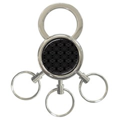Powder Magic 3 Ring Key Chains
