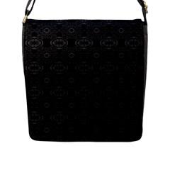 Powder Magic Flap Messenger Bag (l)