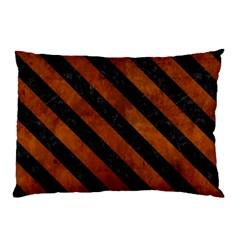 STR3 BK MARBLE BURL (R) Pillow Case