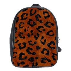 SKN5 BK MARBLE BURL School Bags(Large)