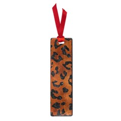 SKN5 BK MARBLE BURL Small Book Marks