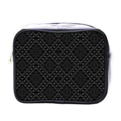 Back Is Black Mini Toiletries Bags