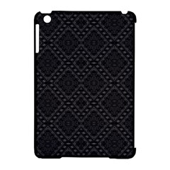 BACK IS BLACK Apple iPad Mini Hardshell Case (Compatible with Smart Cover)