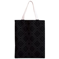 BACK IS BLACK Classic Light Tote Bag
