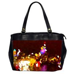 Empire Lights1 Office Handbags (2 Sides)