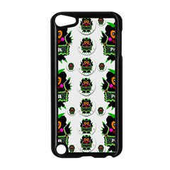 Monster Trolls In Fashion Shorts Apple Ipod Touch 5 Case (black)