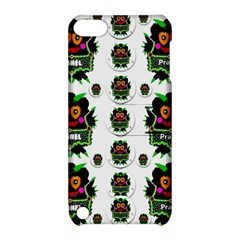 Monster Trolls In Fashion Shorts Apple iPod Touch 5 Hardshell Case with Stand