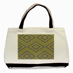 NO VACCINE Basic Tote Bag (Two Sides)