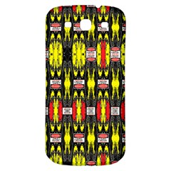KNOT TWO VAC SIG NEIGHT Samsung Galaxy S3 S III Classic Hardshell Back Case