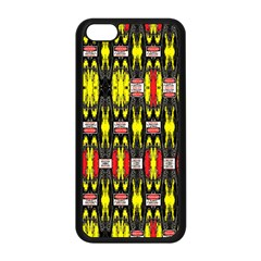 KNOT TWO VAC SIG NEIGHT Apple iPhone 5C Seamless Case (Black)