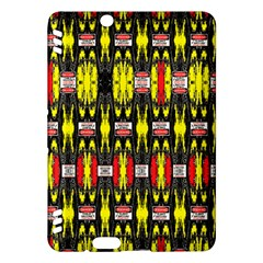 KNOT TWO VAC SIG NEIGHT Kindle Fire HDX Hardshell Case