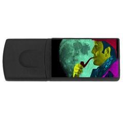 Sherlock Holmes USB Flash Drive Rectangular (2 GB)