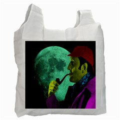 Sherlock Holmes Recycle Bag (two Side)