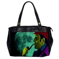Sherlock Holmes Office Handbags