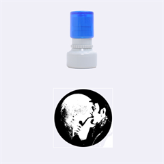 Sherlock Holmes Rubber Round Stamps (Small)