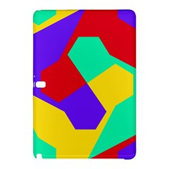Colorful misc shapes                                                  Samsung Galaxy Tab Pro 12.2 Hardshell Case