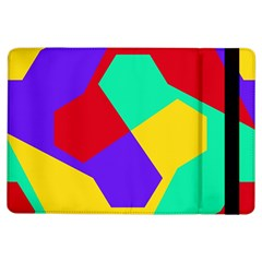Colorful misc shapes                                                  Apple iPad Air Flip Case