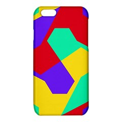 Colorful misc shapes                                                  			iPhone 6/6S TPU Case