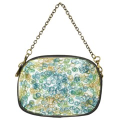 Fading shapes texture                                                    Chain Purse (Two Sides)