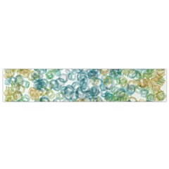 Fading shapes texture                                                    Flano Scarf