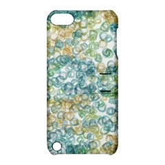 Fading shapes texture                                                    Apple iPod Touch 5 Hardshell Case with Stand