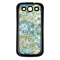 Fading shapes texture                                                    Samsung Galaxy S3 Back Case (Black)