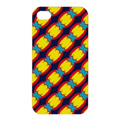 Blue x chains                                                     Apple iPhone 4/4S Hardshell Case