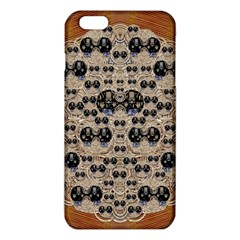 Cats With Hats In The Starry Dark Night iPhone 6 Plus/6S Plus TPU Case