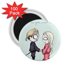 As You Wish 2.25  Magnets (100 pack)