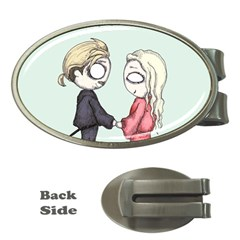 As You Wish Money Clips (Oval)