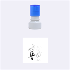 As You Wish Rubber Round Stamps (Small)