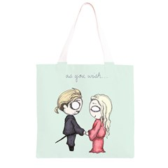 As You Wish Grocery Light Tote Bag