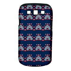 Hearts pattern                                                      			Samsung Galaxy S III Classic Hardshell Case (PC+Silicone)